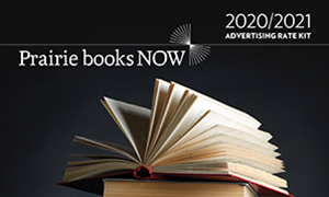 Prairie Books Now - 2020/2021 Advertising Rate Kit